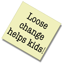 Loose Change Helps Kids